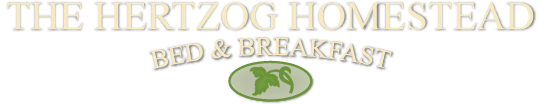 The Hertzog Homestead Bed and Breakfast